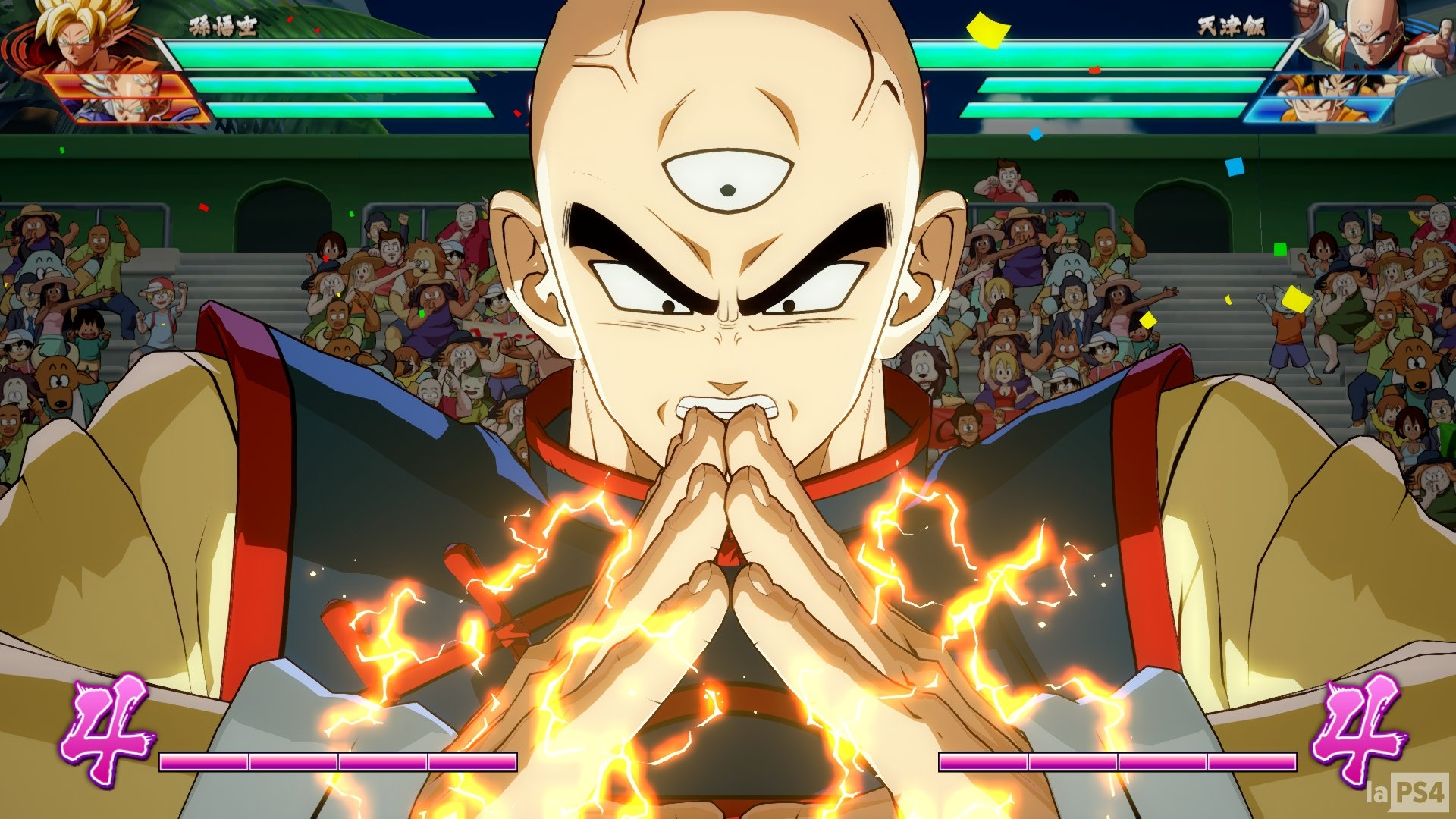 Yamcha, Tien, Android 21 gia nhập Dragon Ball FighterZ