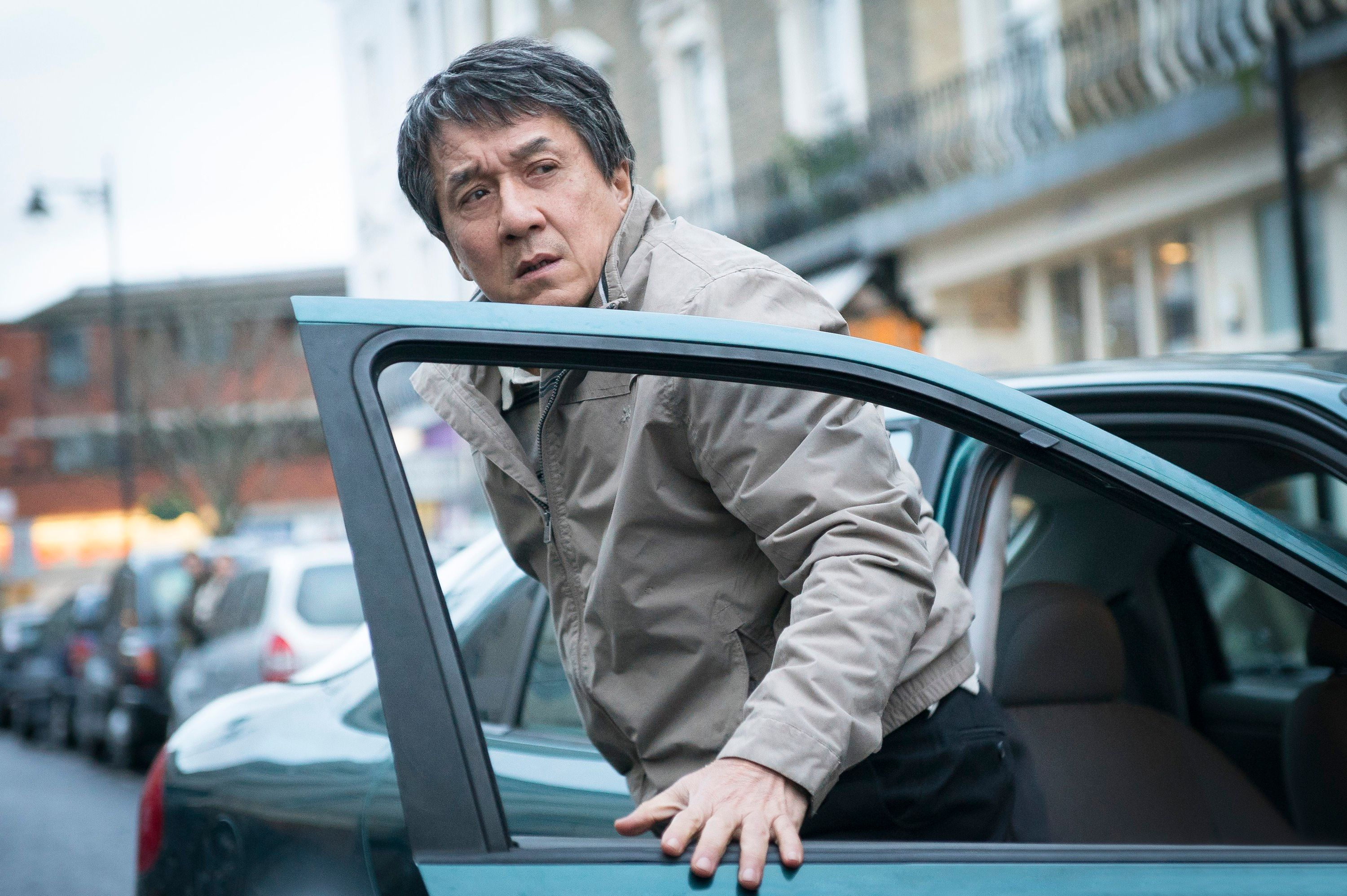 Thành Long trong 'The Foreigner'