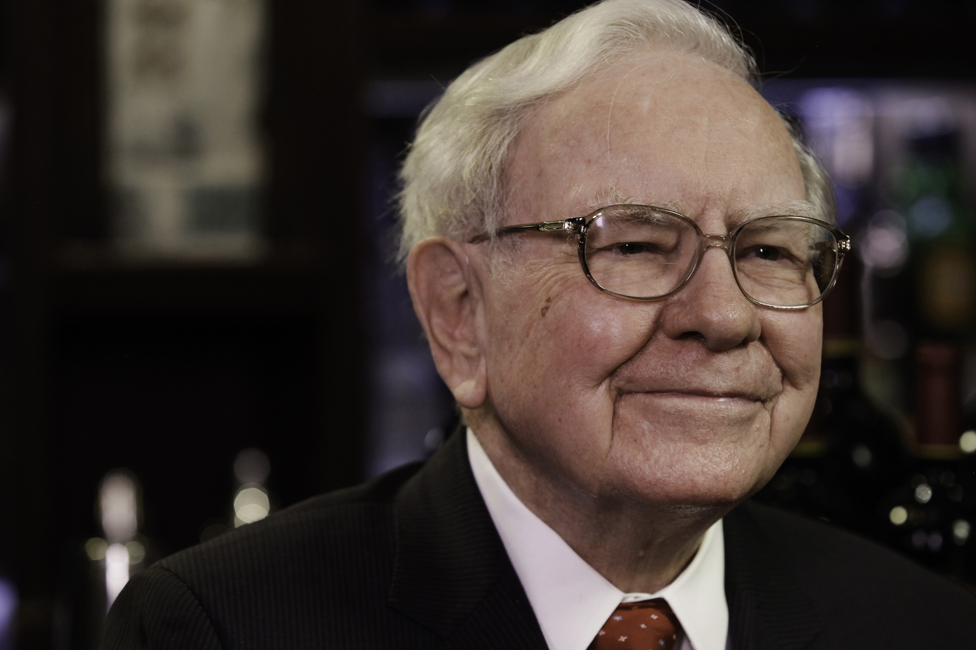 Warren Buffett  /// Ảnh: Bloomberg