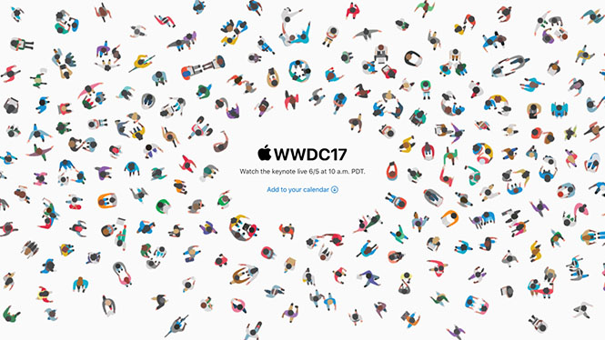 Sự kiện khai mạc WWDC hôm 5.6 sẽ được livestream từ nhiều thiết bị ///  Ảnh: Apple