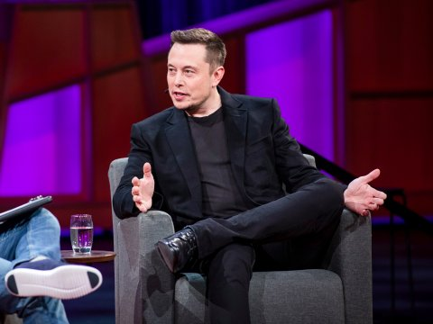Elon Musk /// Ảnh: businessinsider.com