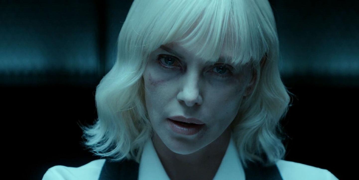 Charlize Theron tỏa sáng trong 'Atomic Blonde'