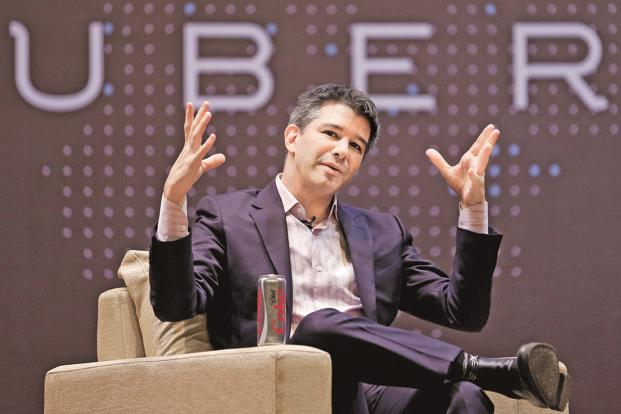 CEO Uber Travis Kalanick /// Ảnh: Reuters