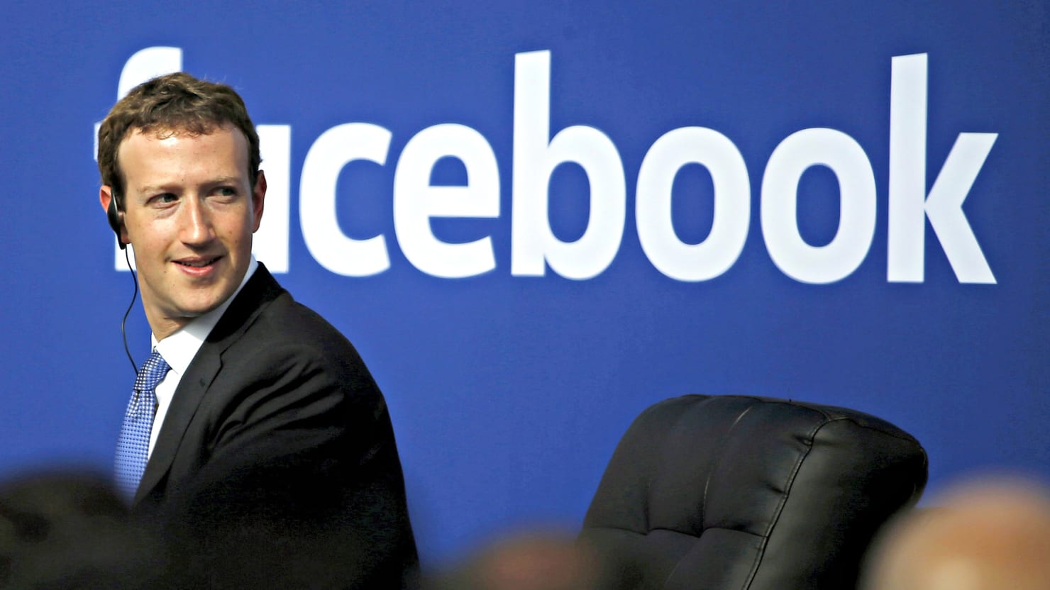Mark Zuckerberg /// Ảnh: Reuters