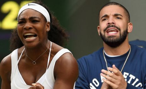 Rộ tin Serena Williams mang thai với rapper Drake