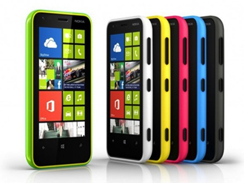 Nokia; Lumia 620; Windows Phone 8