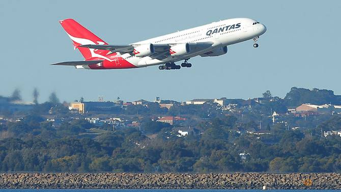 Qantas Airways /// Ảnh: Reuters
