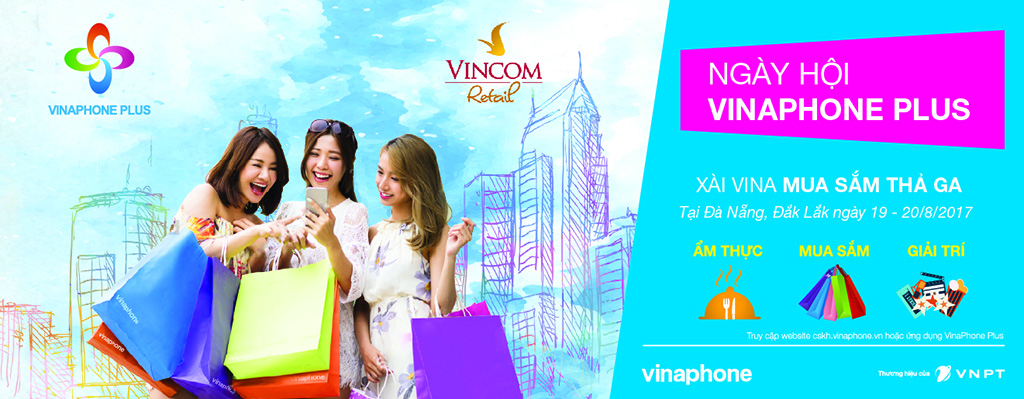 VinaPhone ưu đãi cực lớn chào mừng Quốc khánh 2.9