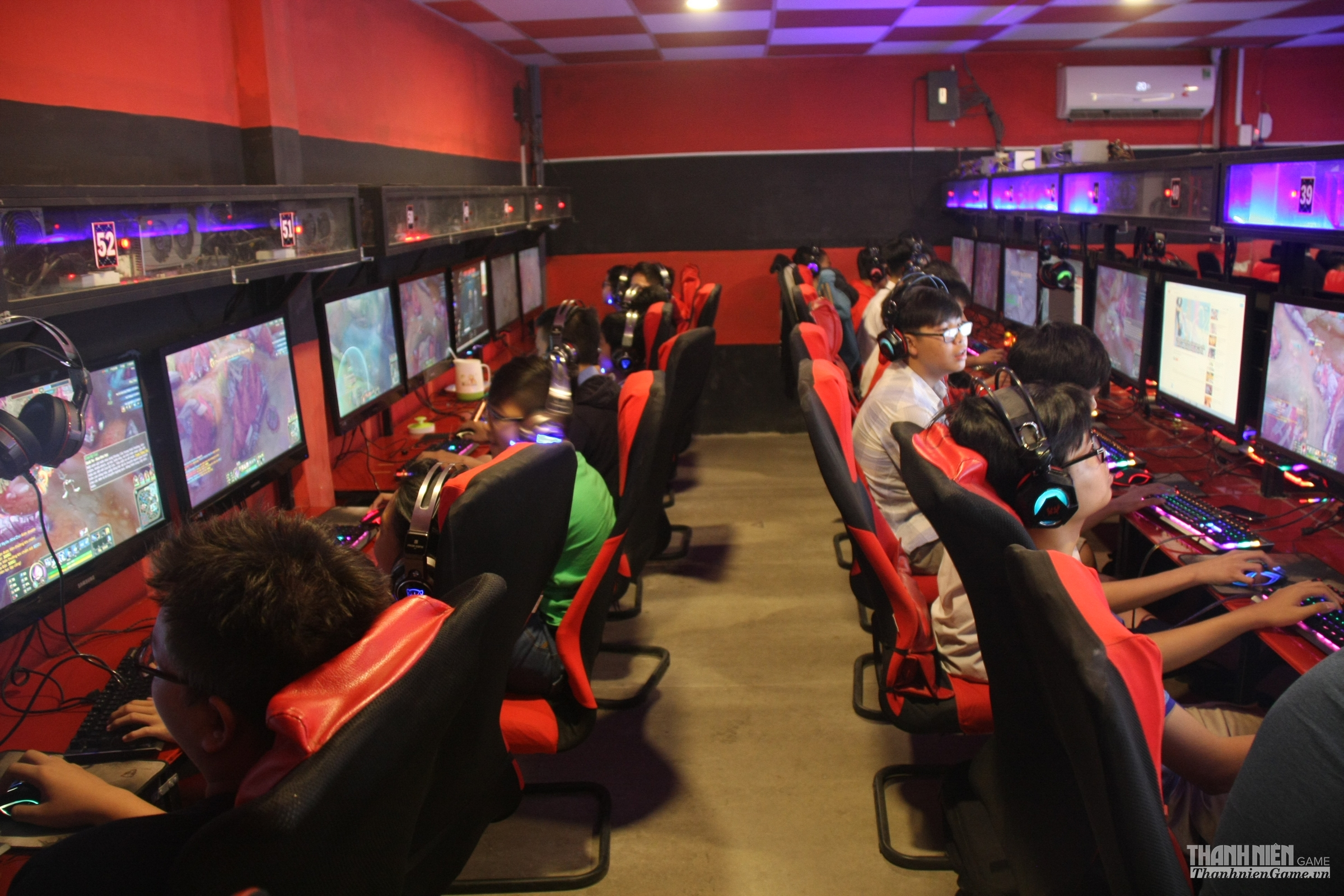 Cyber Game Nguyễn Duy
