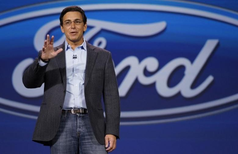 CEO Ford Mark Fields /// Reuters