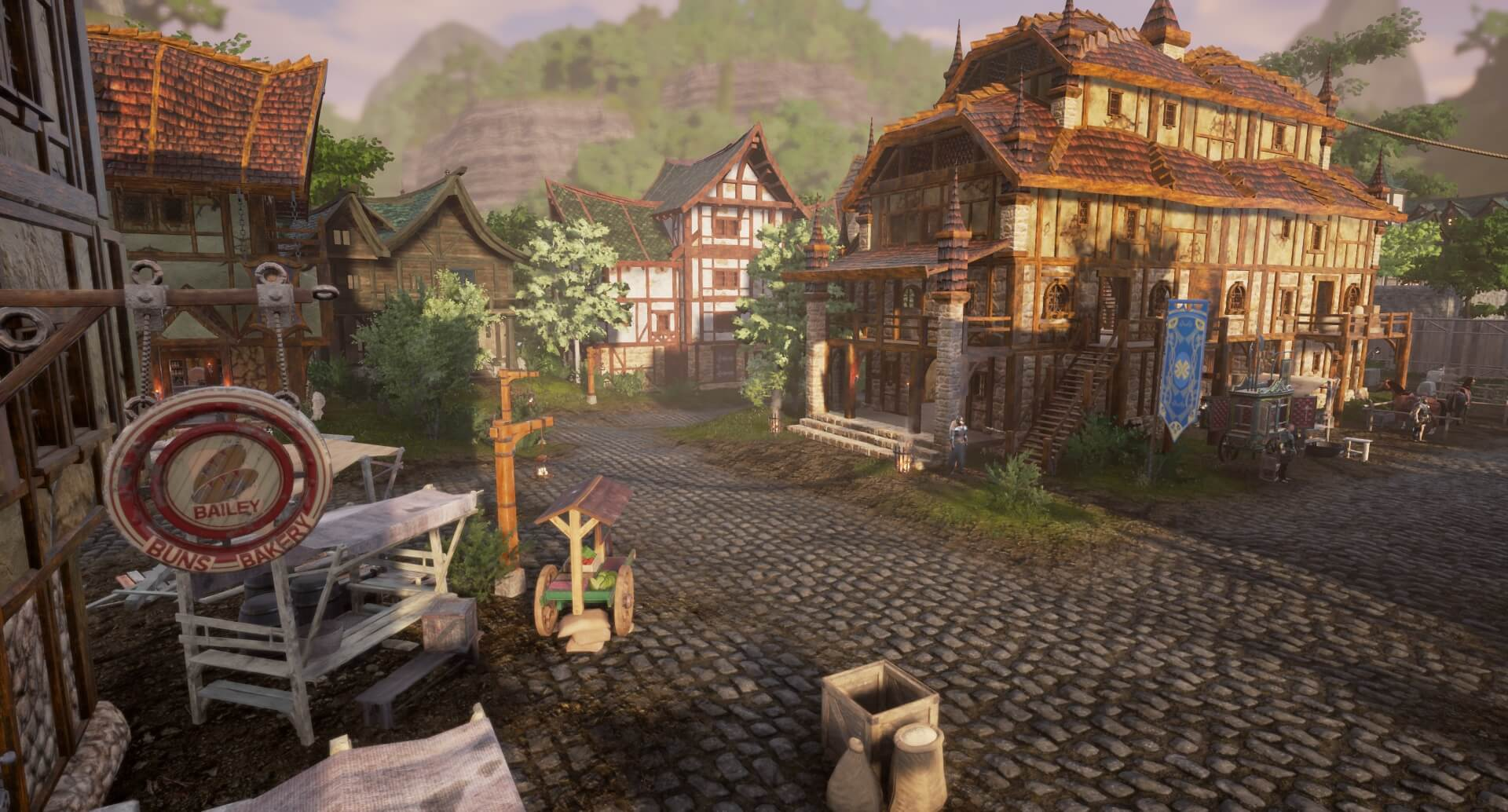 Theo dõi trailer mới của game MMO Ashes of Creation