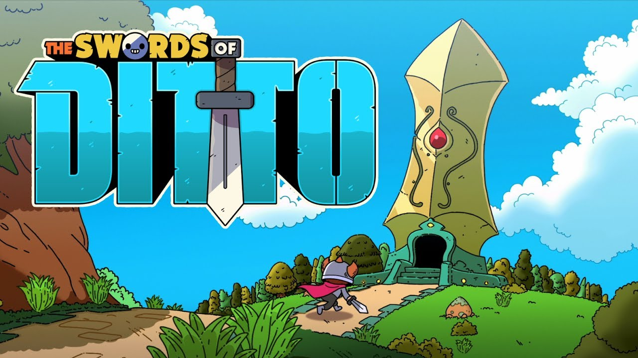 Theo dõi gameplay demo thú vị của The Sword of Ditto