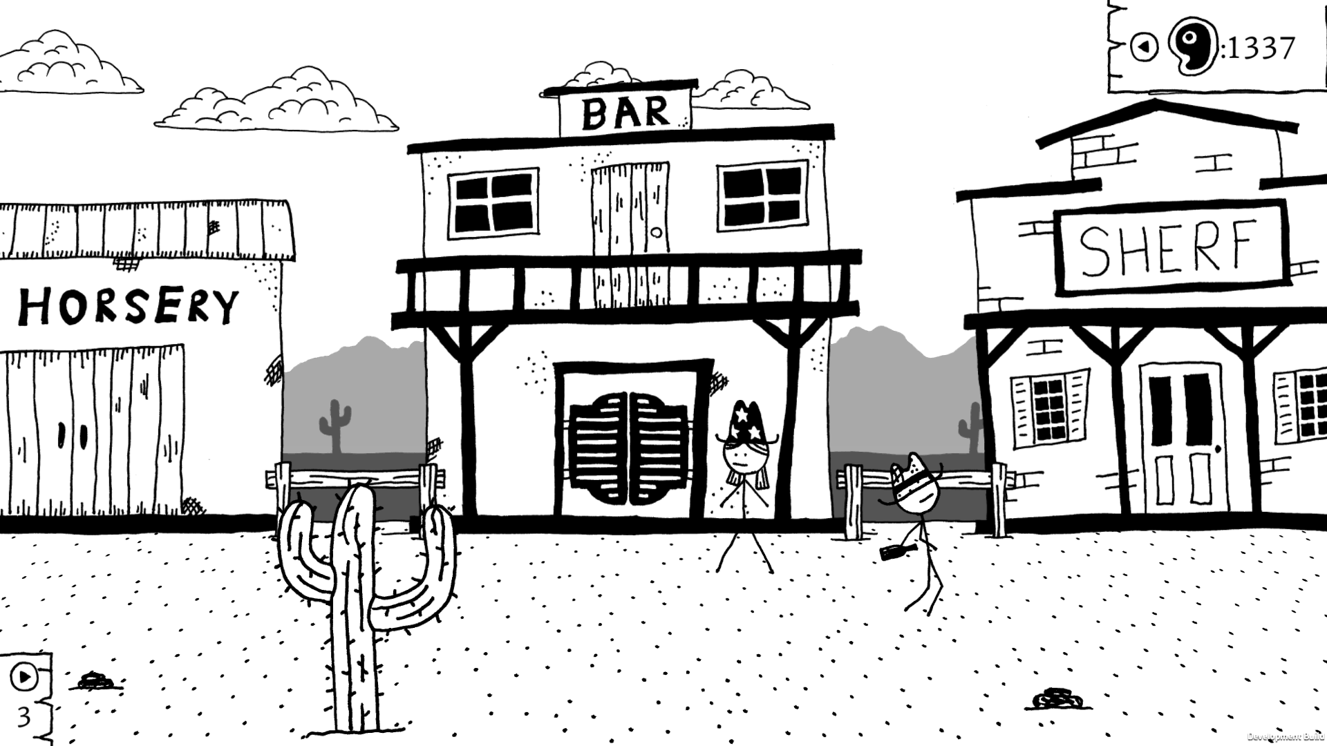 West of Loathing - Game cao bồi 'người que' ra mắt trong tháng 8
