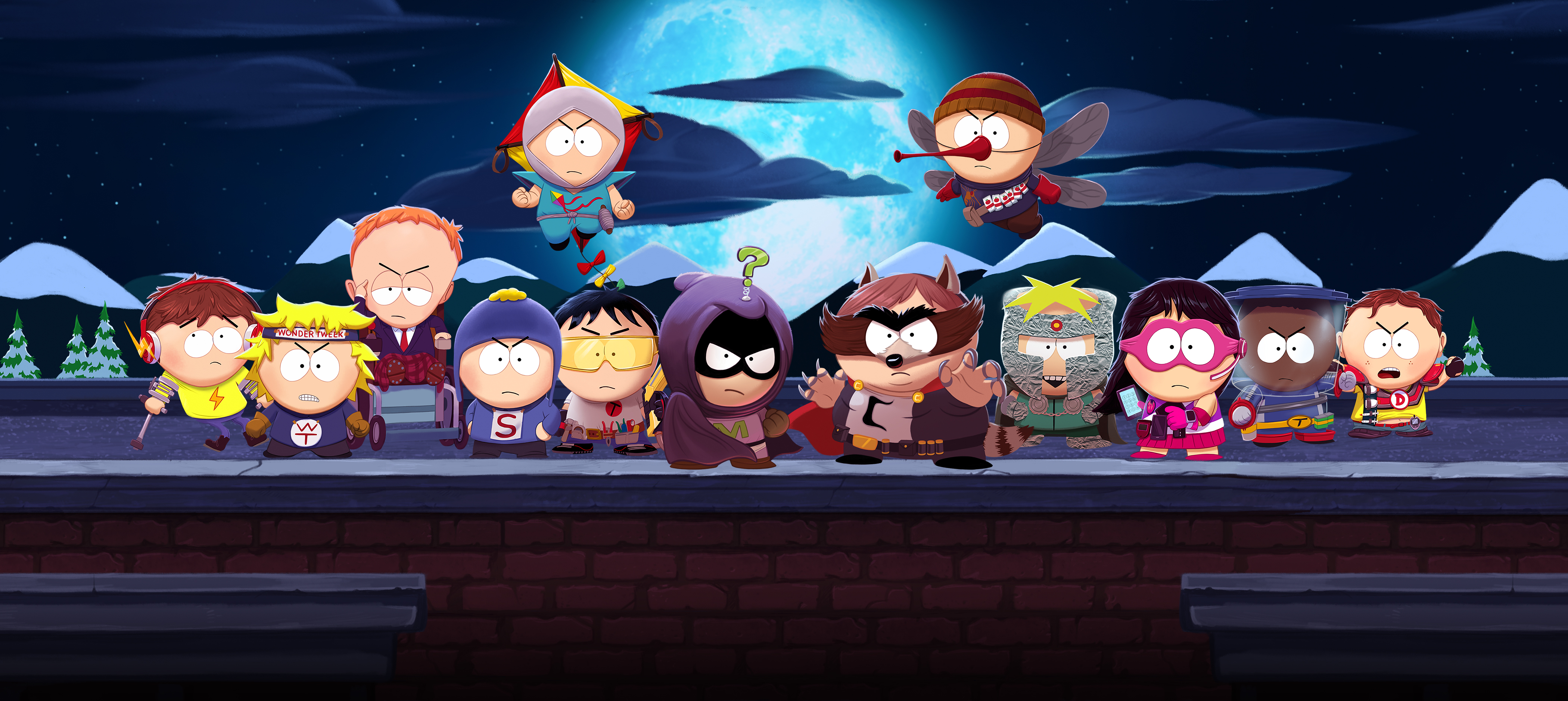 South Park: The Fractured But Whole hé lộ cấu hình PC