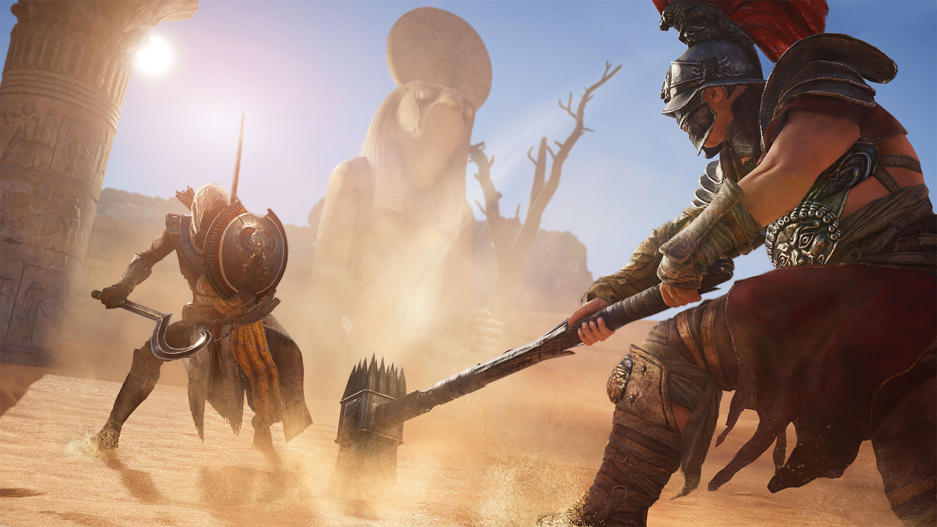 Thưởng thức trailer cinematic của Assassin's Creed: Origins