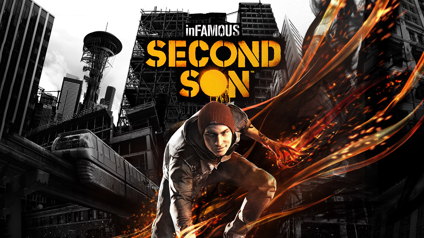 inFamous: Second Son miễn phí cho game thủ PlayStation Plus