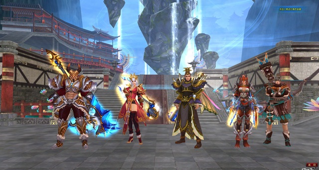 Top 4 game trung quốc