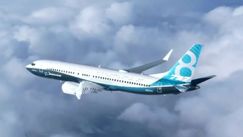 Chiếc Boeing 737 MAX 10 /// Ảnh: Reuters