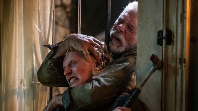 Một cảnh bạo lực trong trailer 'Don't Breathe 2' /// Ảnh: Ghost House Pictures