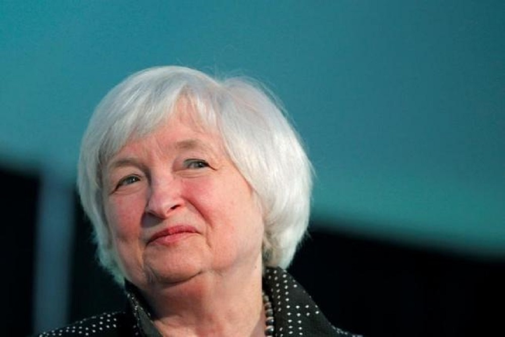 Chủ tịch Fed Janet Yellen /// Reuters