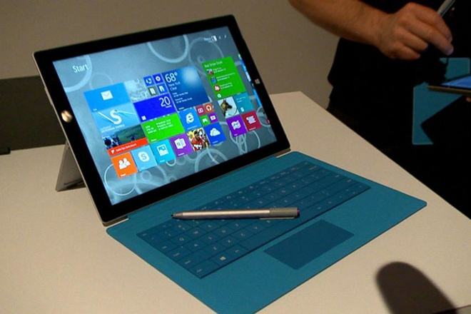 Microsoft Surface 2019 rời xa chip Intel