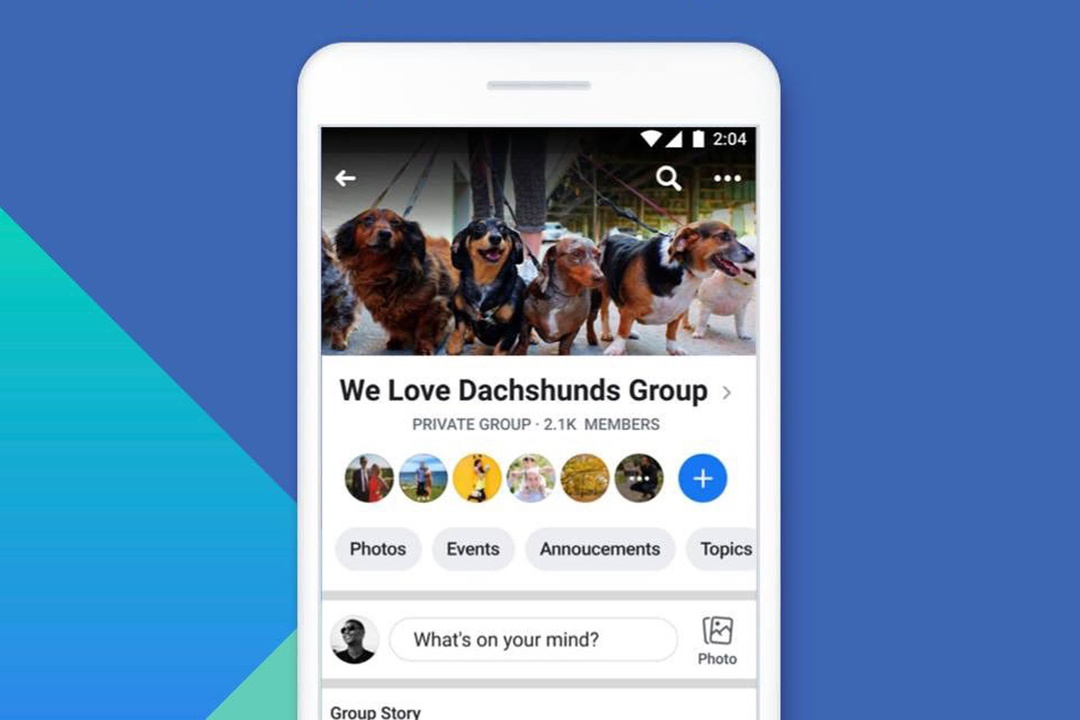 Facebook khai tử Group Stories