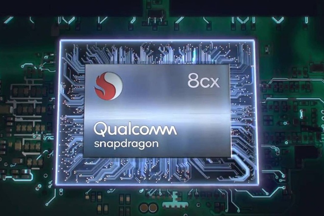 Snapdragon 8cx Plus giúp Windows 10 chip ARM nhanh hơn