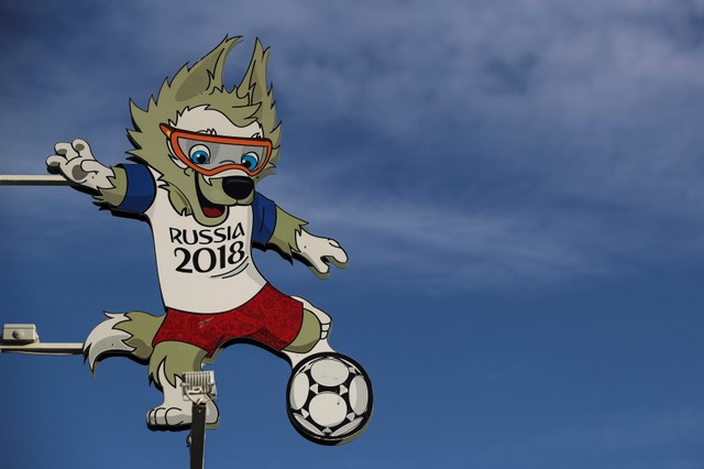 World Cup 2018 /// Reuters