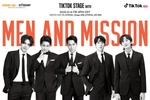 Poster fan meeting Man and mission /// Ảnh: King Kong by Starship.