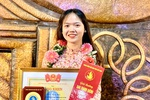 Nữ sinh Nguyễn Mai Anh
