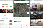 Google Maps xuất hiện giao diện mới Material Design
