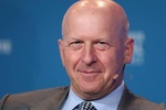 Tân CEO Goldman Sachs David Solomon /// Ảnh: Reuters