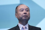 CEO SoftBank Masayoshi Son /// Ảnh: AFP/Getty Images