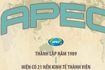 <label>Infographic</label> [INFOGRAPHIC] Hỏi nhanh đáp gọn về APEC