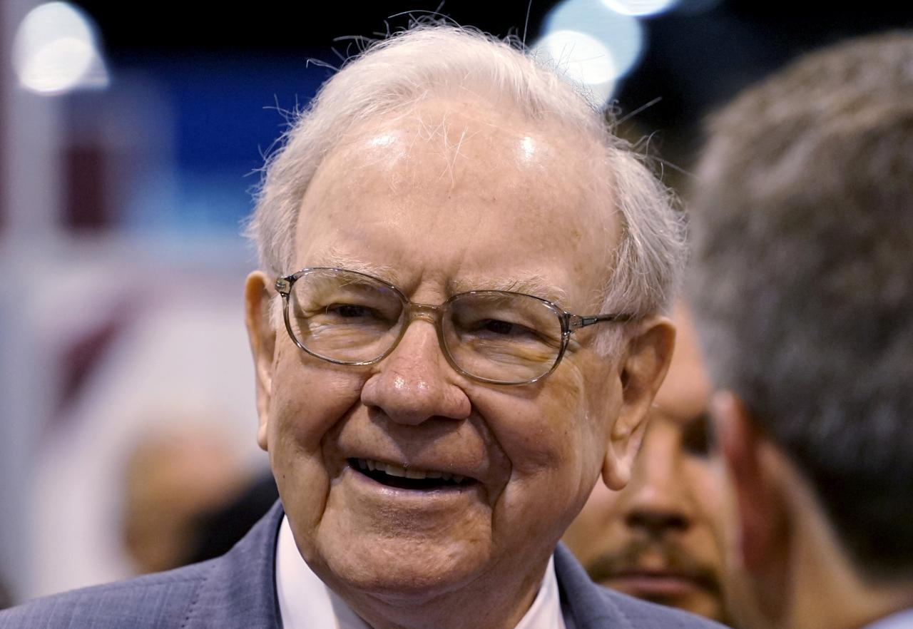 Warren Buffett /// Ảnh: Reuters