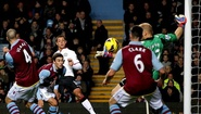 Premier League: Aston Villa vs M.U 2-3