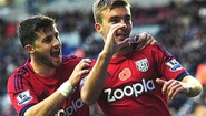 Premier League: Wigan vs West Brom 1-2
