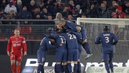 Ligue One: Brest vs PSG 0-3