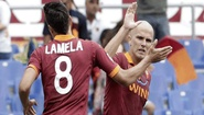 Seri A: AS Roma vs Atalanta 3 - 0
