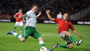 GHQT 2012: Ireland vs Hungary 0 - 0