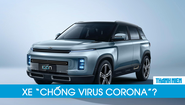Geely Icon - xe Trung Quốc 'miễn nhiễm' virus corona
