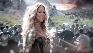Mariah Carey giúp Game of War truất ngôi Clash of Clans