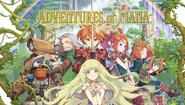 Square Enix tung trailer game Adventures of Mana, ra mắt ngày 4.2