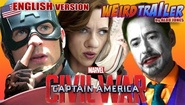 Chết cười với trailer Captain America: Civil War do fan chế
