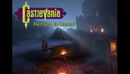 Castlevania 1 remake đẹp lung linh trên Unreal Engine