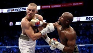 Mayweather hạ knock-out McGregor trong trận so găng tỷ USD