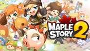 Tencent mở cửa Maple Story 2 trong tháng 9