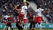 Ligue 1: Nice vs Paris Saint Germain 1 - 3