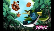Thú vị với game 2D Savage: Road to Darkness