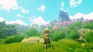 Yonder: The Cloud Catcher Chronicles tung trailer trước ngày ra mắt
